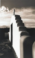 The Arch, Taos, New Mexico, Jeff Cathrow, gelatin silver print