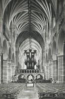 Exalted Exeter, Ed Willis Barnett, gelatin silver print