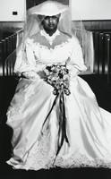 Mrs. Tracy Jones, Gordon Parks, silver print