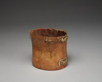Bracelet, Igbo people, Nigeria, African, ivory, copper and paint
