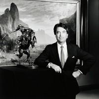portrait; Douglas Hyland