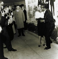 Sammy Davis, Jr., Sid Avery, gelatin silver print