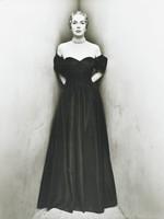 Mrs. William Rhinelander Stewart, née Janet Newbold, Irving Penn, gelatin silver print