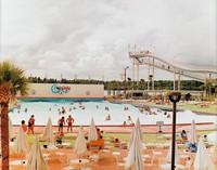 Wet n'Wild Aquatic Theme Park, Orlando, Florida, Joel Sternfeld, dye transfer print