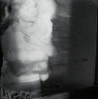 Self Portrait, 1981, Debbie Fleming Caffery, gelatin silver print
