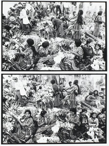 Chichicastenango, Gay Burke, gelatin silver print