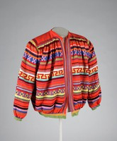 Man's Shirt, Seminole people, Native American, commerical textiles