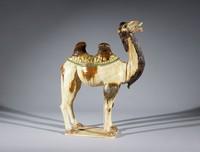 Camel, China, glazed earthenware