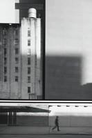 City #4, Michael Nye, gelatin silver print