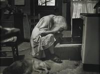 Mamie Neugent Drying Hair, David Spear, gelatin silver print