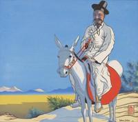 Orientalist depiction of a Korean scene