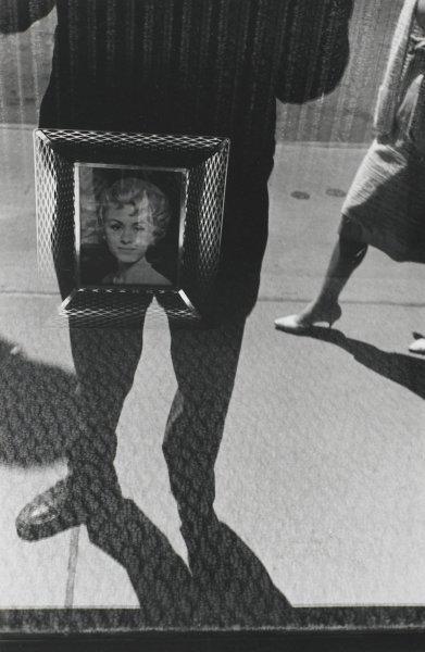 Minneapolis, Lee Friedlander, gelatin silver print