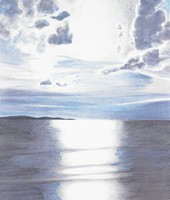 Untitled, April Gornik, etching