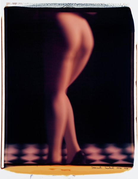 """Untitled, from the series """"Desire"""", David Levinthal, Polaroid print"""