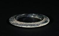 Bracelet, China, jade