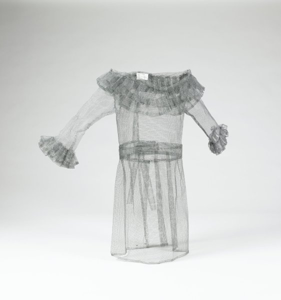 Untitled (Wire Dress), Gregory Warmack, wire mesh