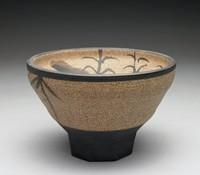 Vase, Michael Dillon, Wedgwood, stoneware with slip decoration