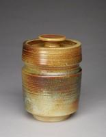 Covered Jar, Designed by David Puxley, Wedgwood, glazed stoneware