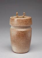 Covered Jar, David Puxley, Wedgwood, glazed stoneware