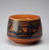 Vase, David Puxley, Wedgwood, glazed stoneware
