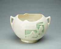 "Silhouette vase, shape 742-6"""