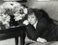 Colette, André Kertész, gelatin silver print