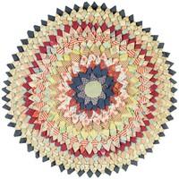 Petal cushion top