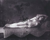 Storyville, New Orleans, Reclining Nude