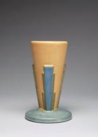 """Futura line, """"Cone Vase"""", shape 401-8"""""""