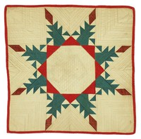 Star Square quilt