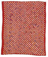 Four Patch quilt