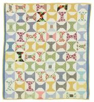 Spool quilt