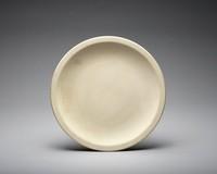 Plate, Coupe shape