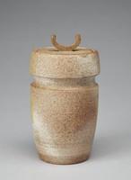 Jar with Cover, David Puxley, Wedgwood, glazed stoneware