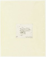 Wonder #9, Ellen Gallagher, screenprint and etching on Okawara paper