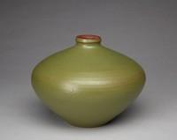 Vase, Michael Dillon, Wedgwood, glazed stoneware