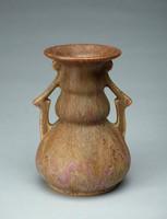 """Carnelian II vase, shape 310-7"""""""