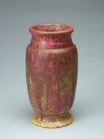 """Carnelian II vase, shape 308-7"""""""