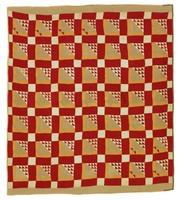 Cherry Baskets quilt