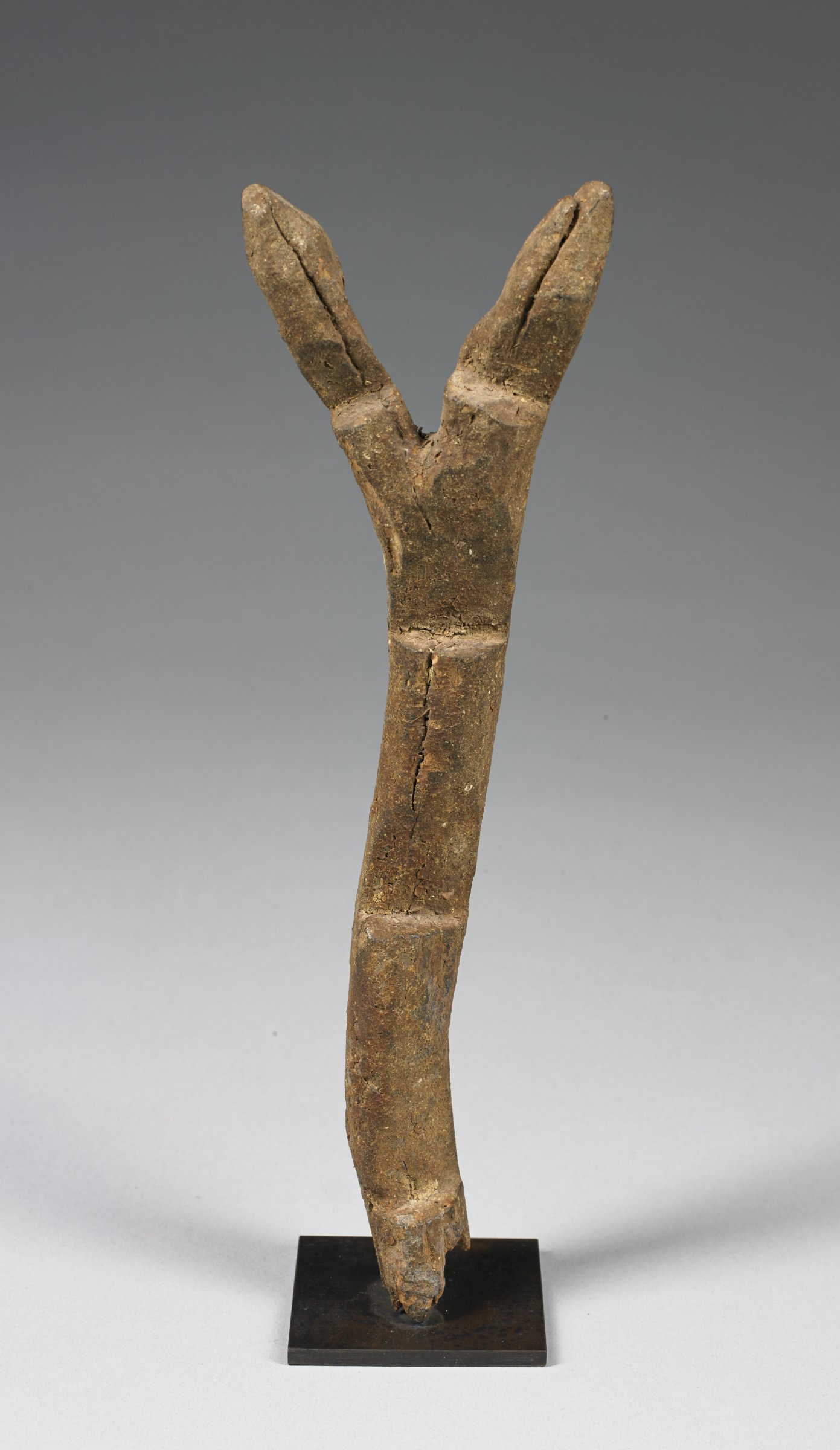 Miniature Ladder, Dogon people, Mali, African, wood