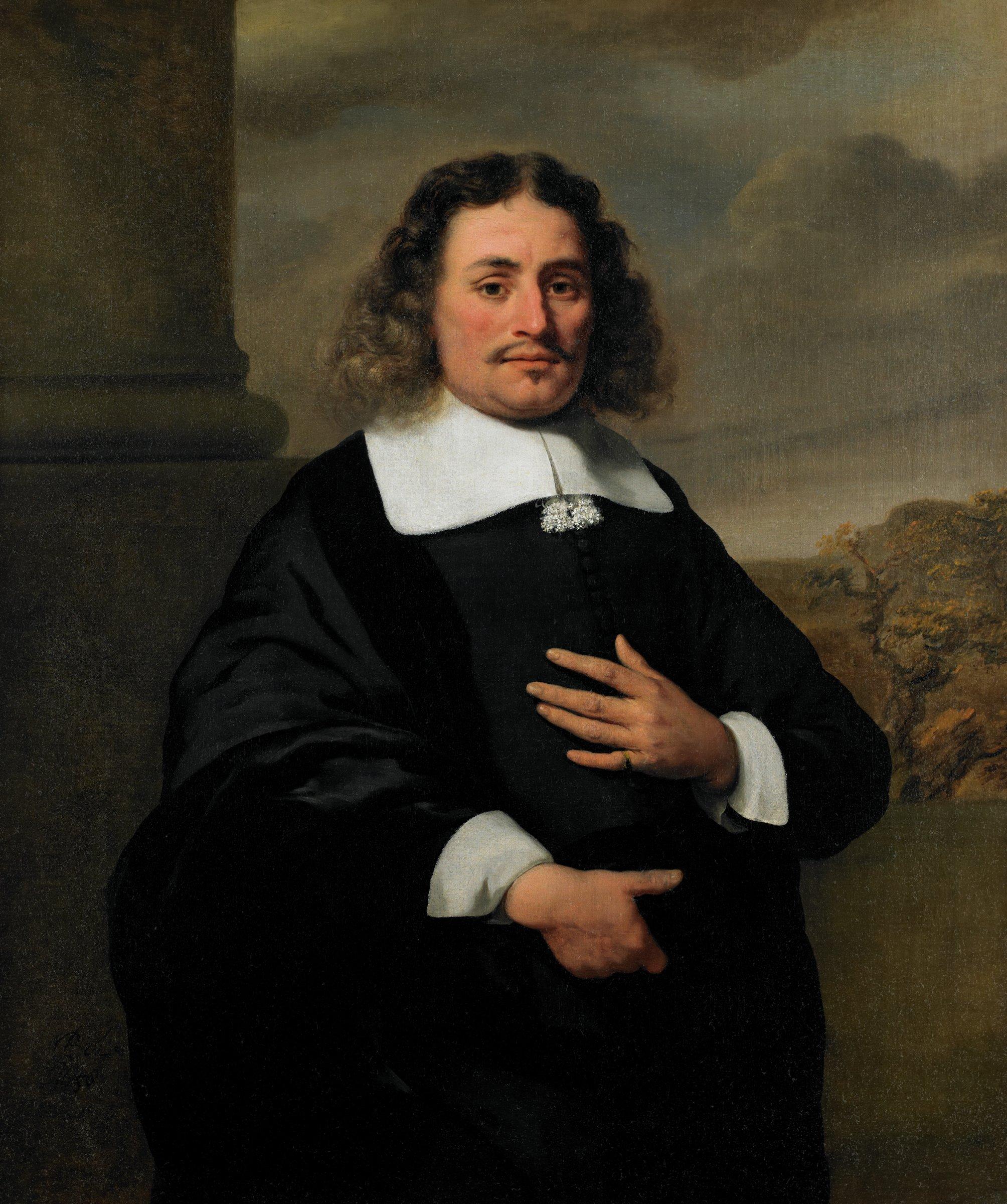 Quirinus Stercke, Ferdinand Bol, oil on canvas