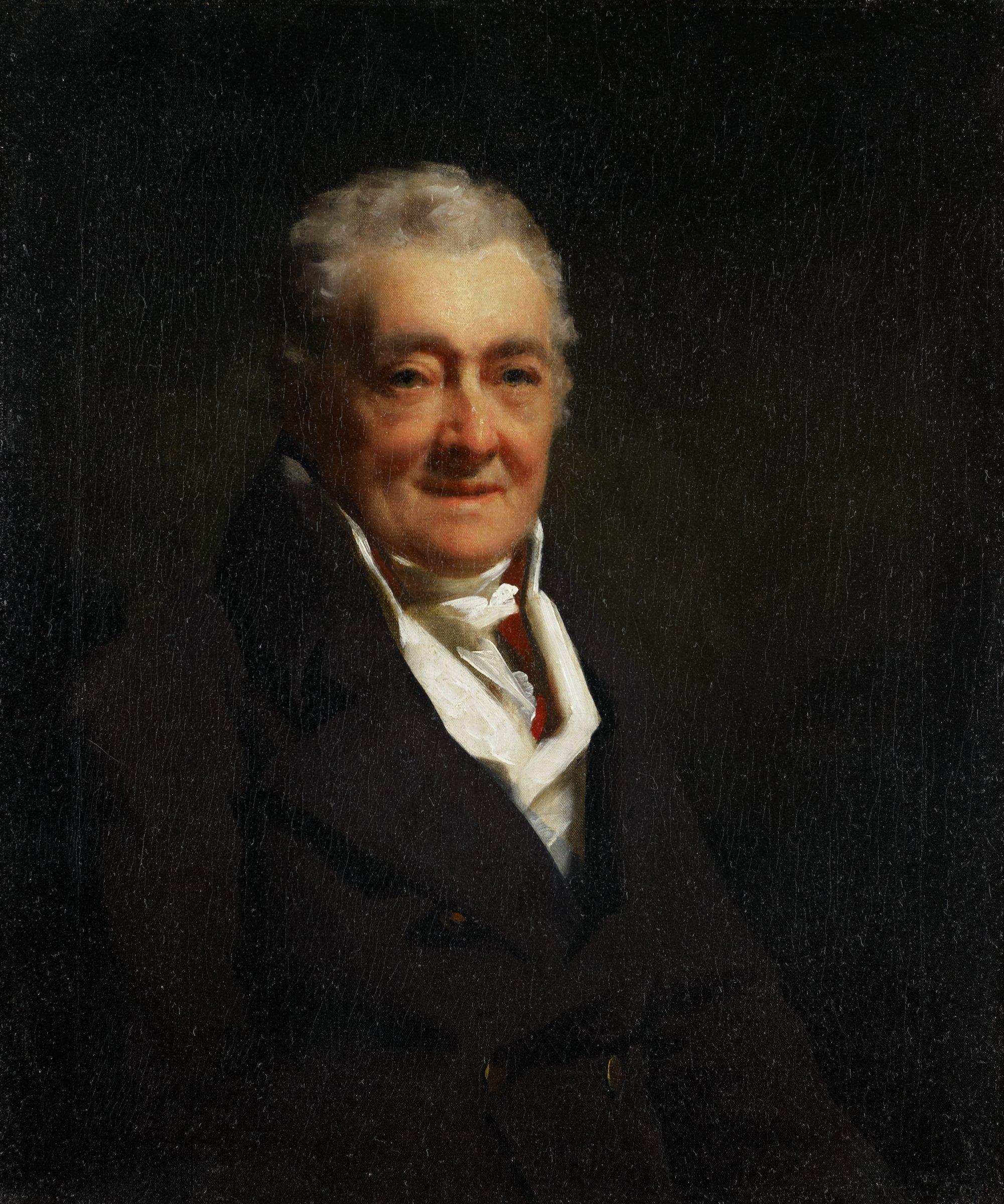 E. Finlay, Esquire, Sir Henry Raeburn, oil on canvas