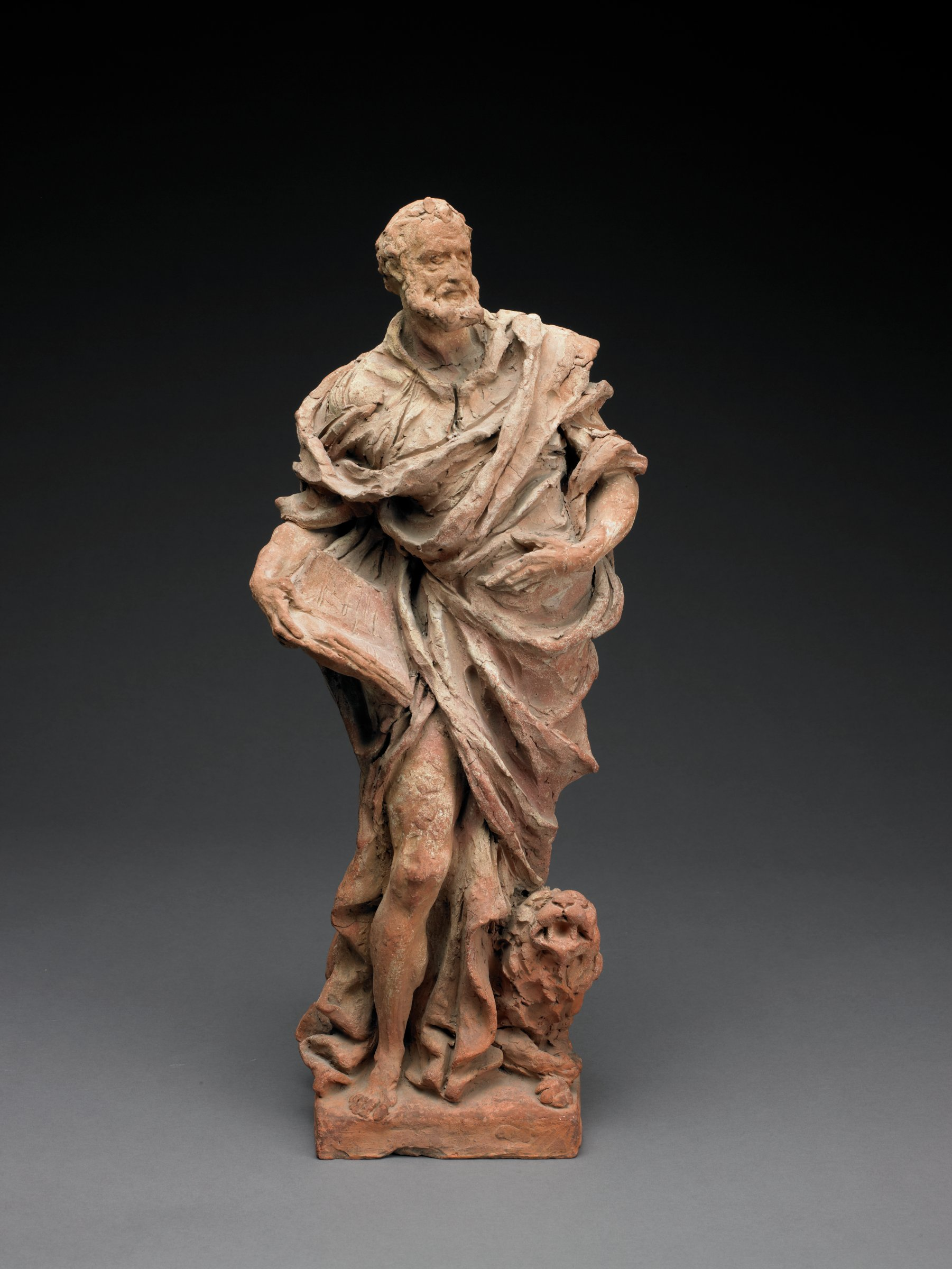St. Mark, Giuseppe Bernardi, called Torretto, terracotta