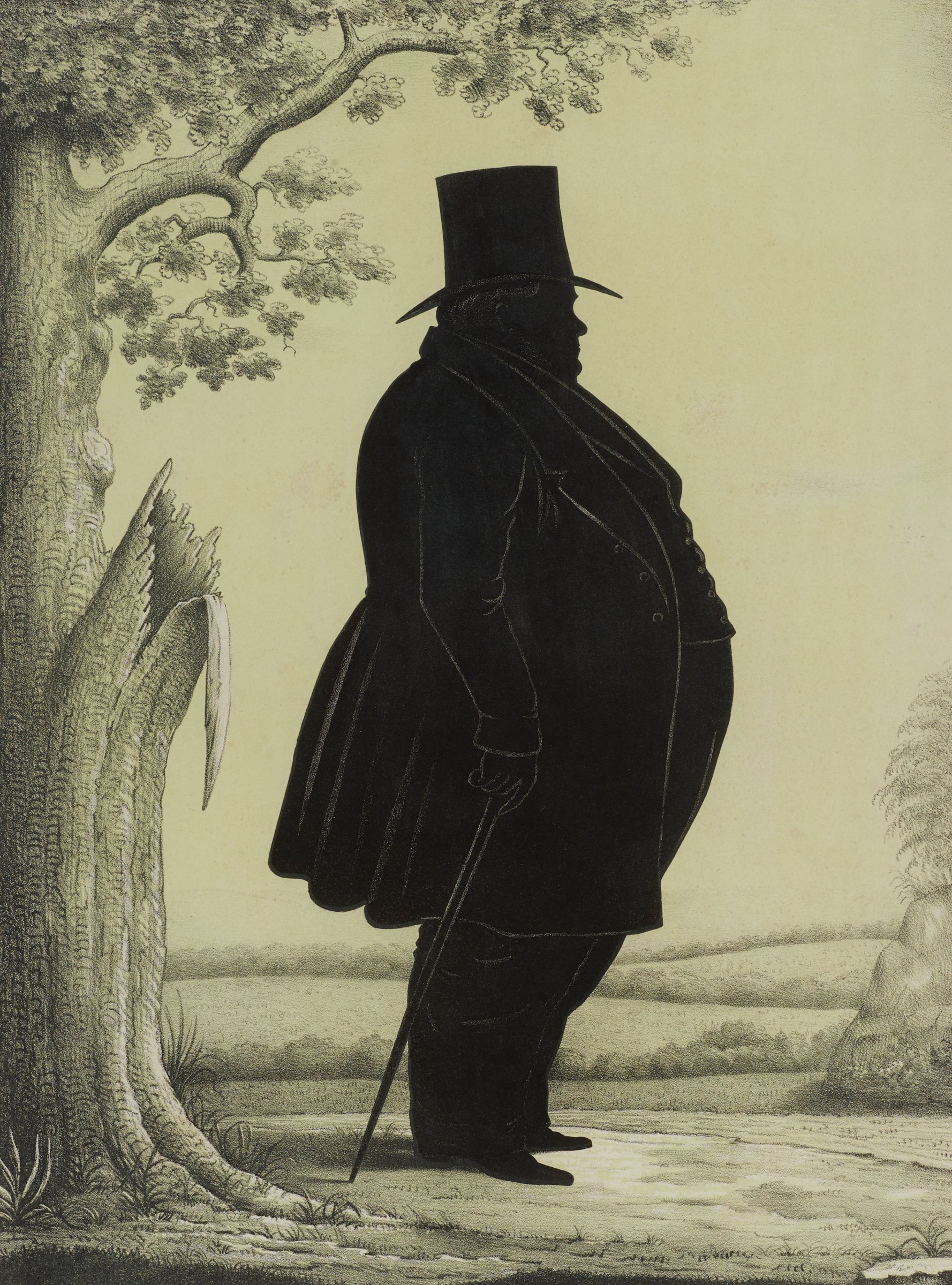 Dixon Hall Lewis, After an original silhouette by William Brown, Lithographer, Edmund Burke Kellogg, Lithographer, Elijah Chapman Kellogg, Published by E. B. and F. C. Kellogg, two-stone lithograph