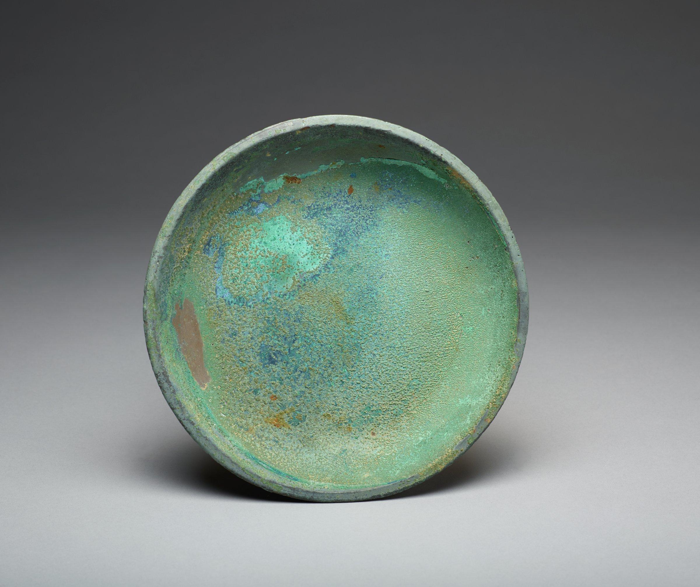 Bronze Bowl, Korea, bronze