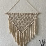 Craft Tuesday // Macrame Wall Hanging
